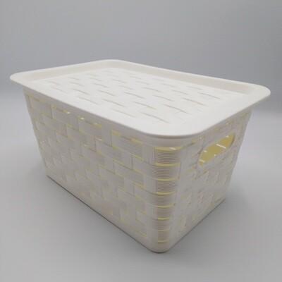 CANASTA PLASTICA 5.5L