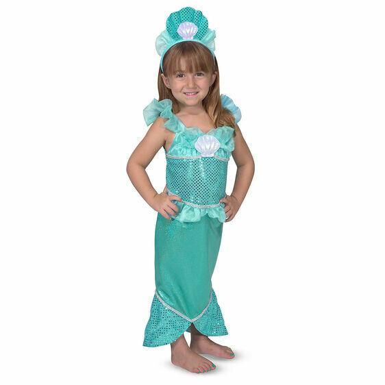 8501-ME Role play - Mermaid