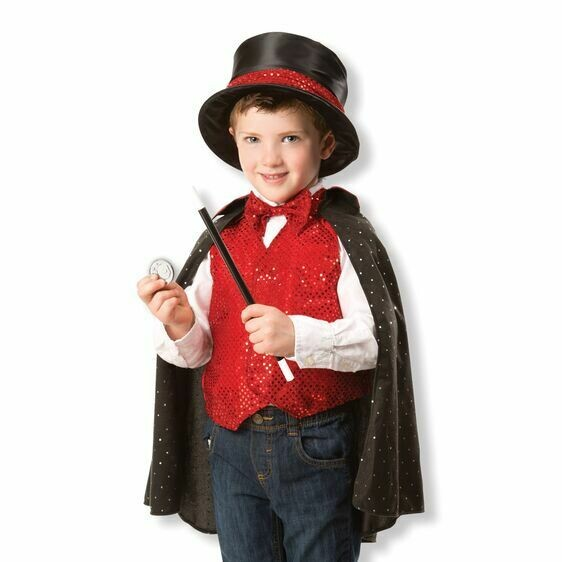 8508-ME Magician Role Play Set