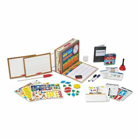 8514-ME School Time! Classroom play set