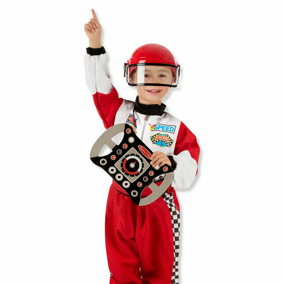 8552-ME Race Car Driver Role Play
