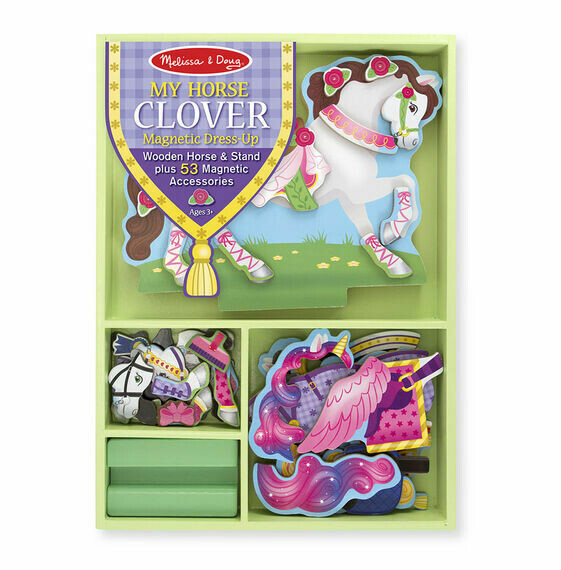 8591-ME My Horse Clover - Dress up doll