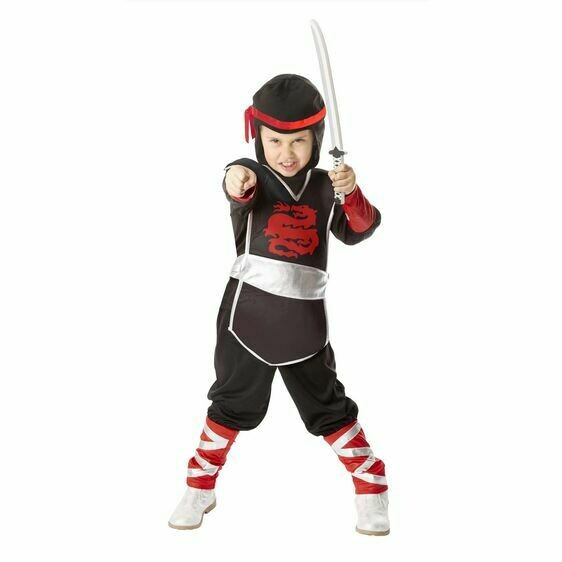 8542-ME Role play - Ninja