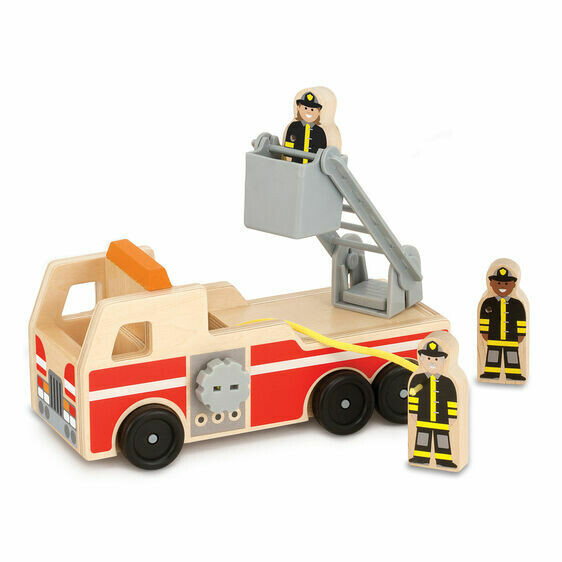 9391-ME Fire Truck