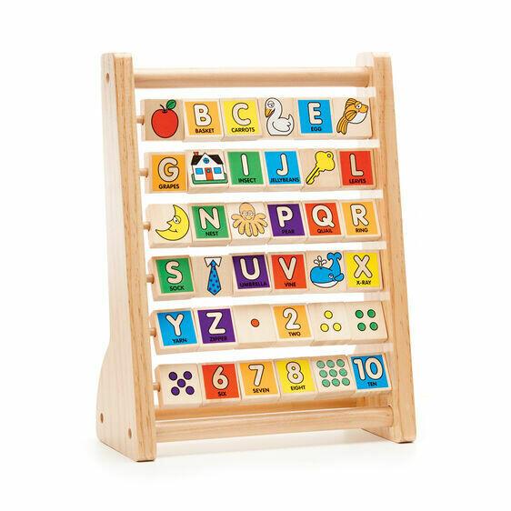 9273-ME ABC -123 Abacus