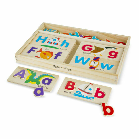 9786-ME ABC Picture Boards