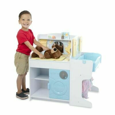 31701-ME Doll Care Play Center