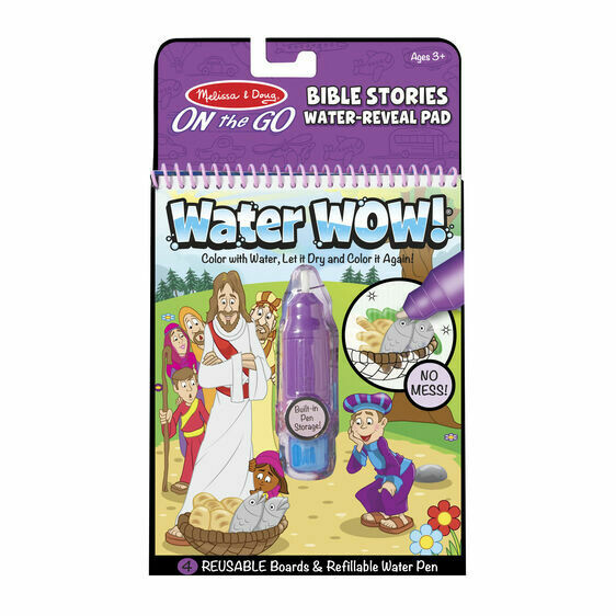 9405-ME Water WOW - Bible Stories