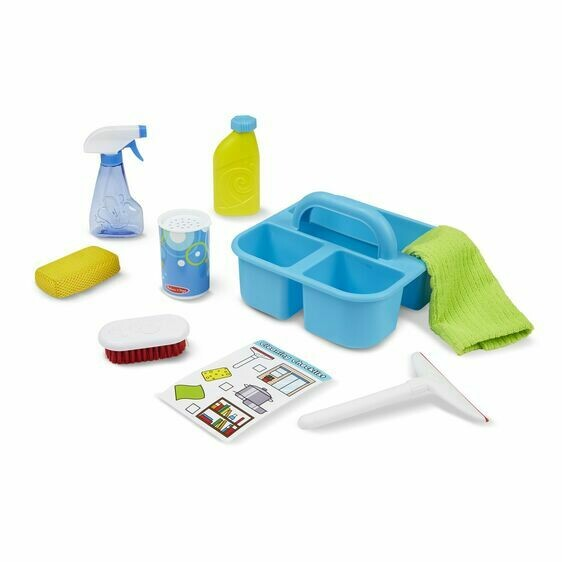 8602-ME Spray, Squirt & Squeegee