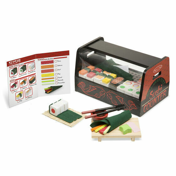 9305-ME Roll, Wrap & Slice Sushi Counter