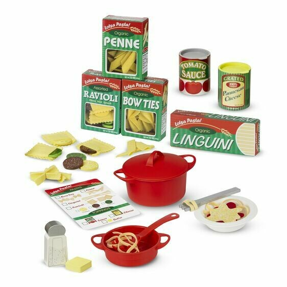 9361-ME Pasta Play Set