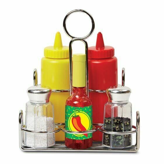 9358-ME Condiments Set