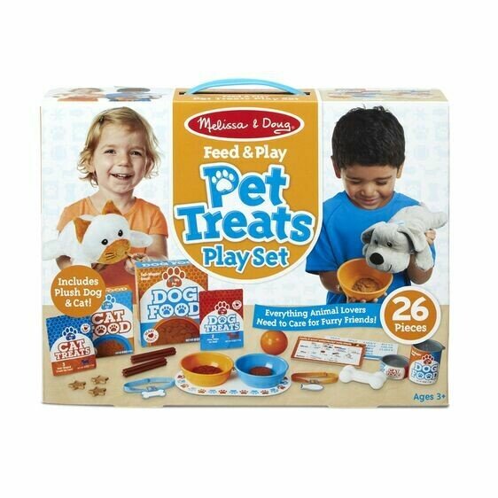 8567-ME Feed & Play Pet Treats Play Set