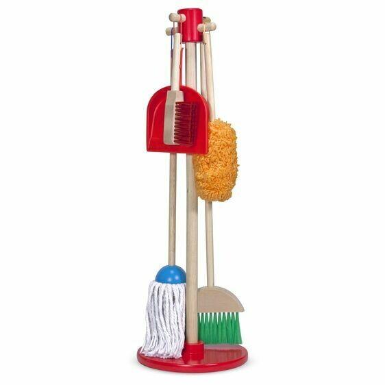 8600-ME Dust! Sweep! Mop!