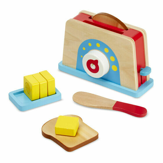 9344-ME Bread & Butter Toaster Set
