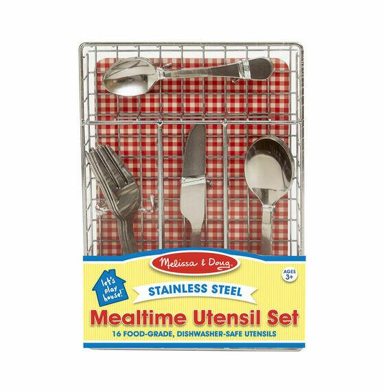 9347-ME Mealtime Utensil Set