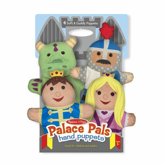 9082-ME Puppets - Palace Pals
