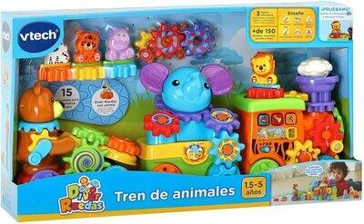 VT TREN DE ANIMALES 198922