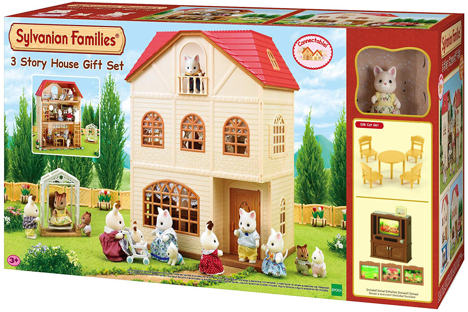 SYL.FAM 3 Story House