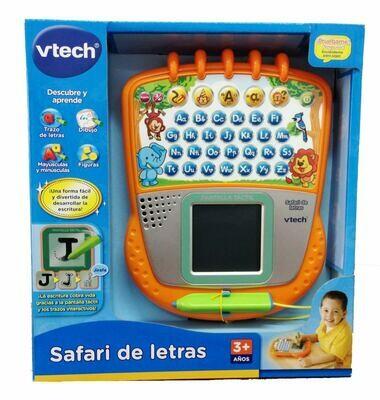 VT SAFARI DE LETRAS 120722