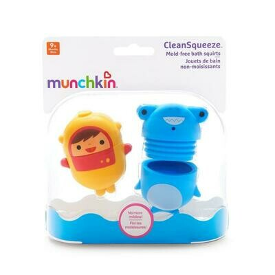 MUNCHKIN SET X2 CLEAN SQUEEZE LANZACHORROS