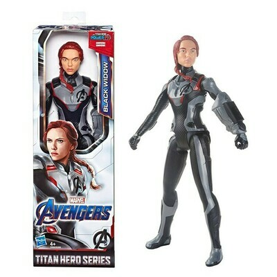 AVENGERS TITAN HERO FIG PELICULA BLACK WIDOW