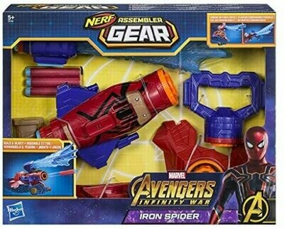 AVENGERS AGEAR SPIDERMAN