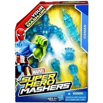 MARVEL SUPER HERO MASHERS ICE MAN