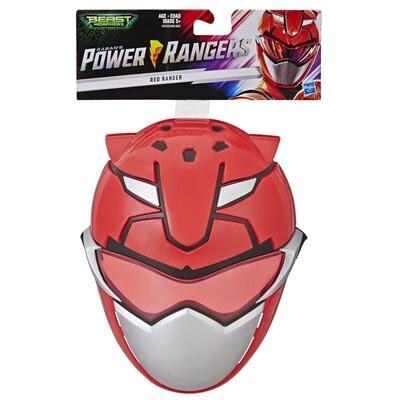 PRG BMR RED RANGER MASK