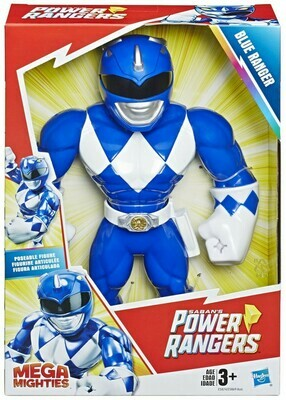 POWER RANGER PSH MEGA MIGHTIES BLUE RANGER