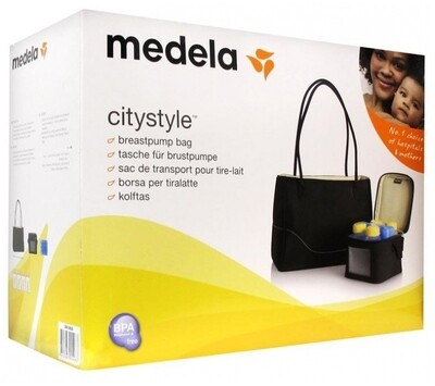 MEDELA CITY STYLE BAG