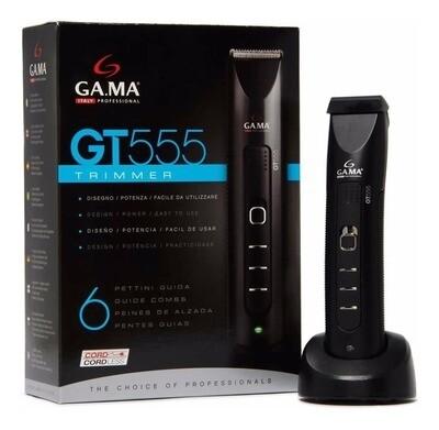 GA.MA CORTAPELO TRIMMER GT555