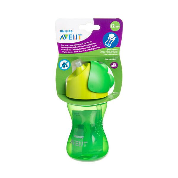 AV VASO STRAW CUP 300ML VARON SCF798/01
