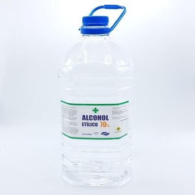 ALCOHOL ETILICO 70 - 5LT DESINGEL