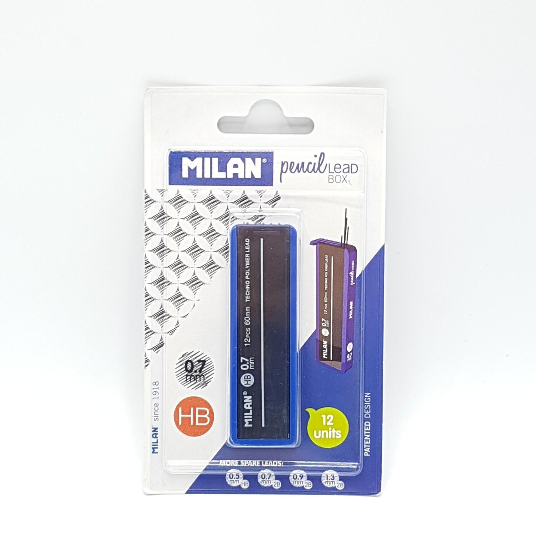 MINAS X12 HB 0.7MM TUBO MILAN