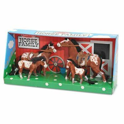 2238-ME HORSE FAMILY SET