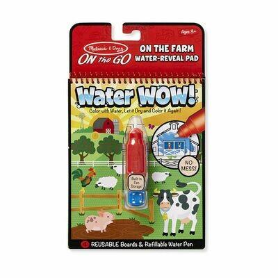 9232-ME WATER WOW - FARM