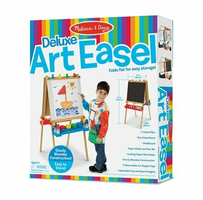 1282-ME DELUXE STANDING EASEL