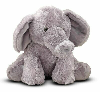 7602-ME STERLING BABY ELEPHANT
