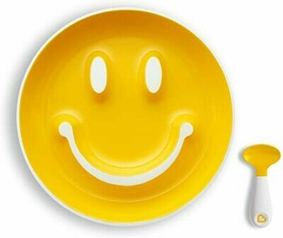 MUNCHKIN PLATO SUPER SUCTION SMILE N SCOOP