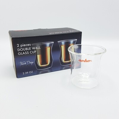 SET 2PZS VASO 2.39OZ