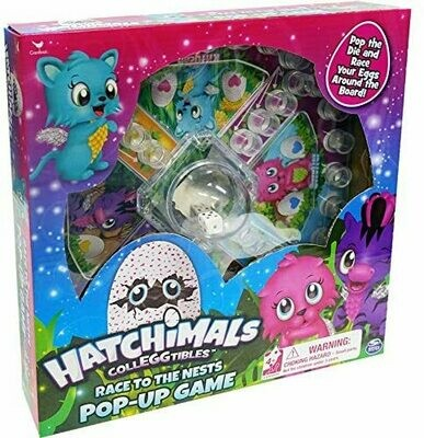 BOING TOYS HATCHIMALS JUEGO POP UP