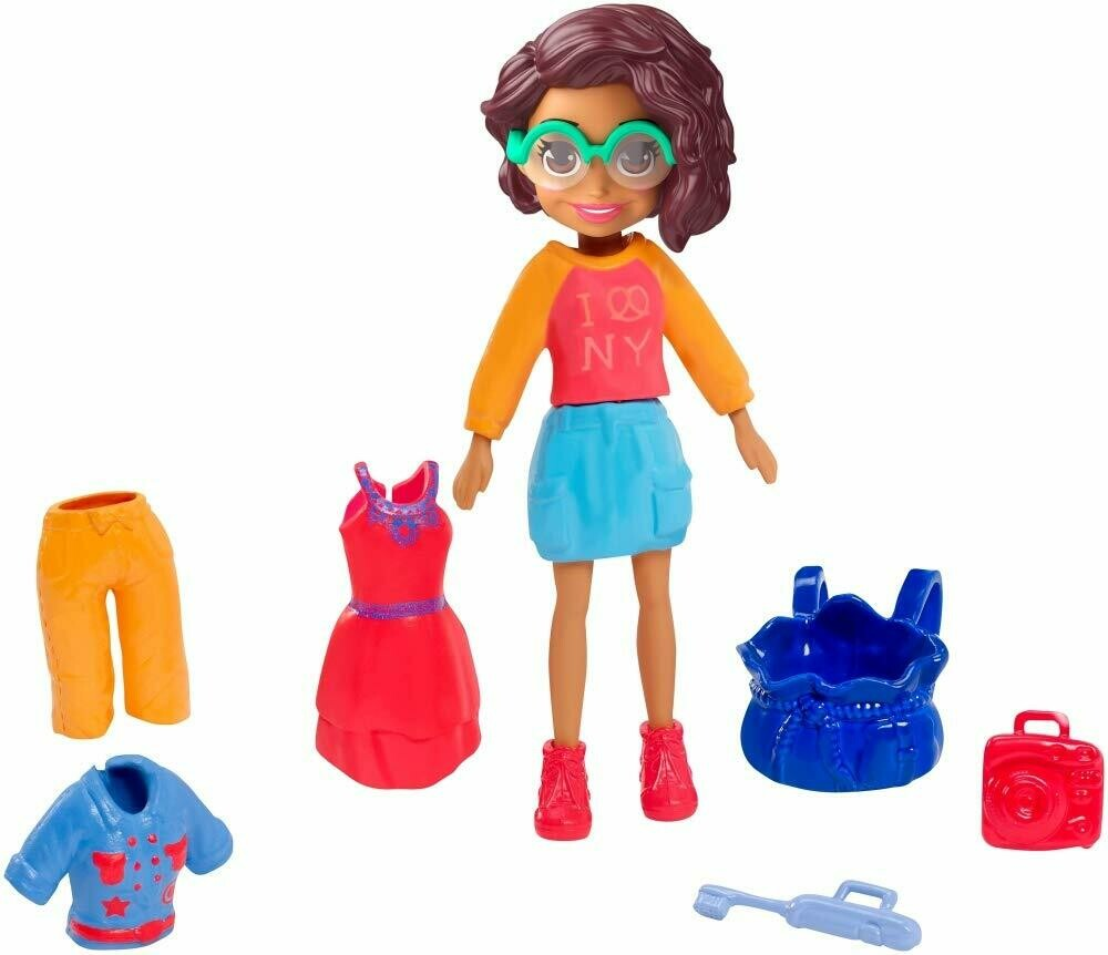 POLLY POCKET SM FSH PK AST