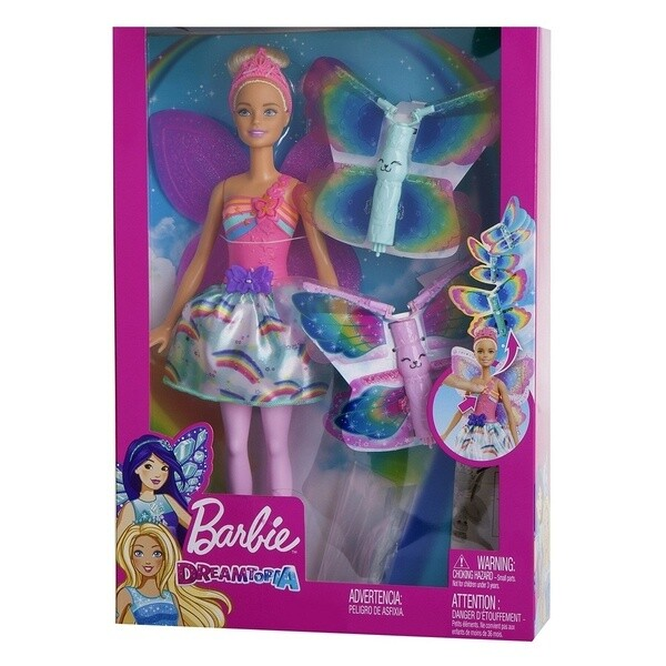 BARBIE HADA ALAS MAGICAS