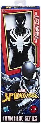 SPIDER-MAN BLACK TITAN POWER PACK WEB WARRIORS