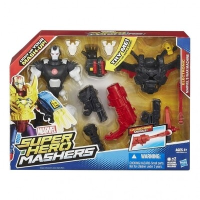 MARVEL SUPER HERO MASHERS WAR MACHINE