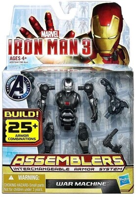 IRONMAN3 FIGURA WAR MACHINE