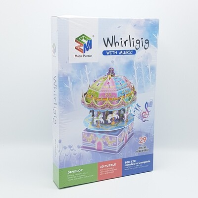 ROMPECABEZA 3D WHIRLING ZM303 Y781