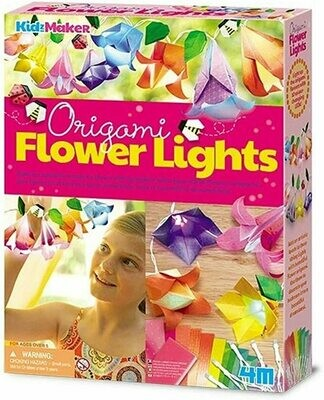 ORIGAMI FLOWER LIGHTS 4M