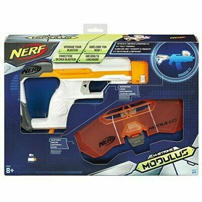NERF MODULUS KIT STRIKE N DEFEND